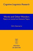 Words and Other Wonders