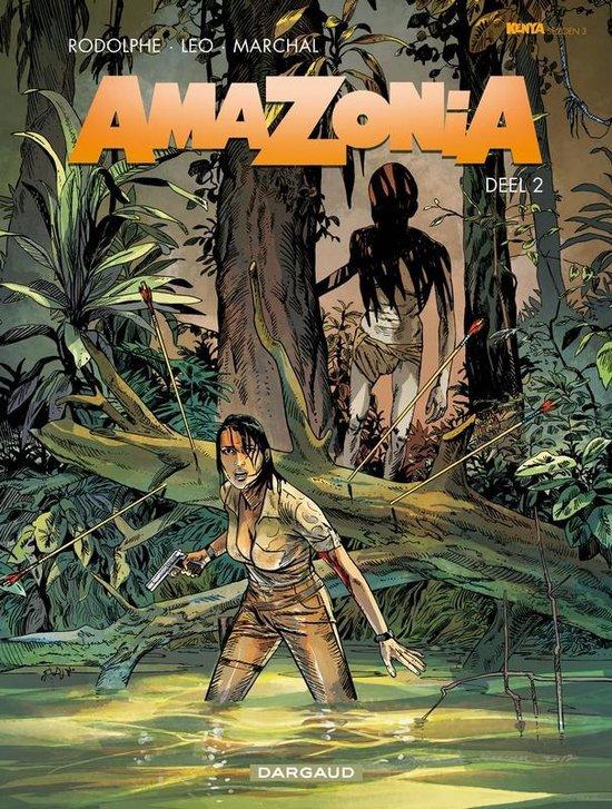 Amazonia 02. deel 2 - Georges van Linthout pdf epub