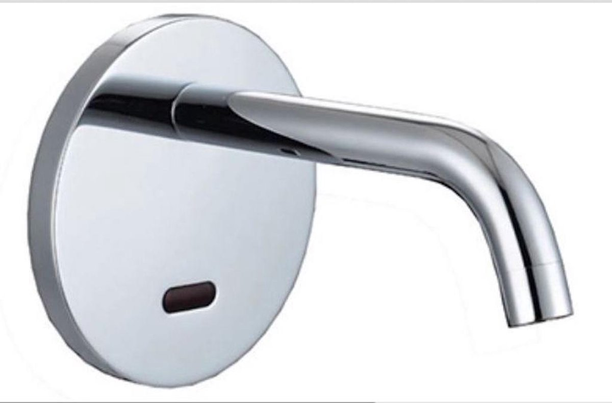Excellent Wellness Design Inbouw Muurkraan Badkamermeubel Sensor Kraan Wastafelkraan Type: AT-6113AB