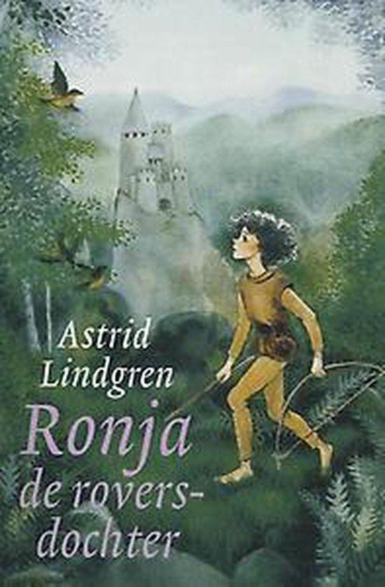 Geef een (prenten-) boek cadeau - Ronja de roversdochter - Astrid Lindgren  