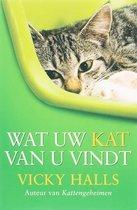 Wat uw kat van u vindt