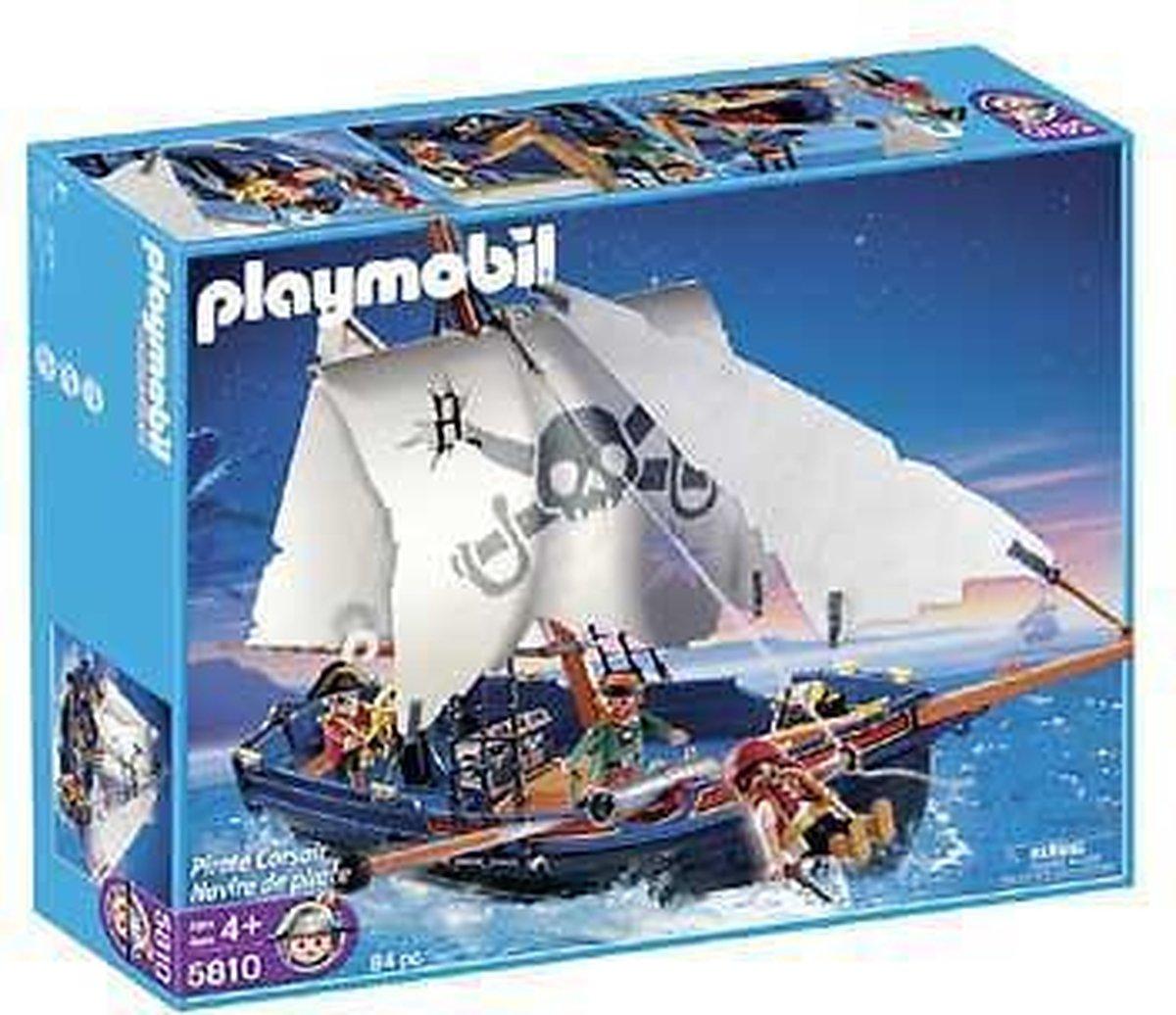Playmobil Blauwbaard Piratenschip