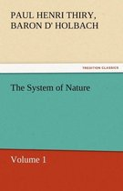 The System of Nature, Volume 1