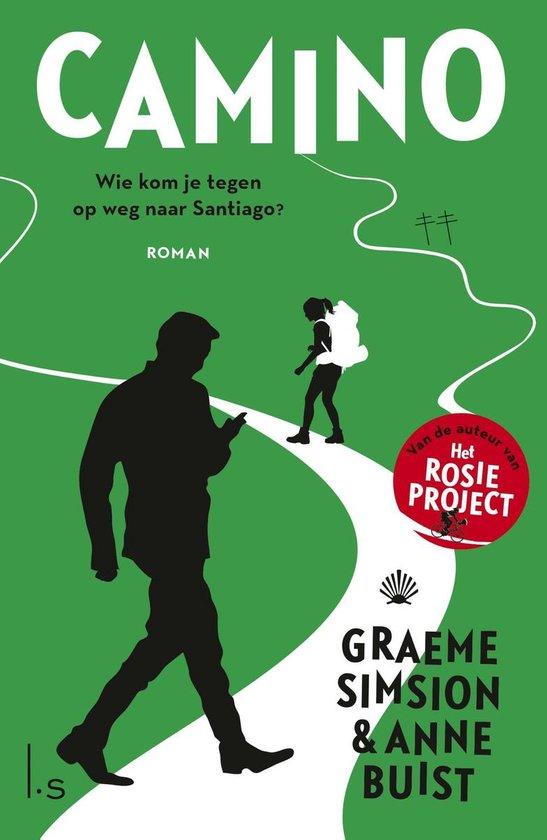 Boek cover Camino van Graeme Simsion (Onbekend)