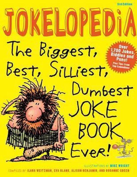 Boek cover Jokelopedia van Workman Publishing (Paperback)