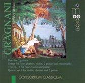 Chamber Music: Duets, Trio, Quartet