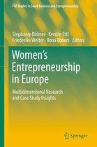 Women's Entrepreneurship in Europe