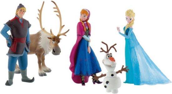 Disney Frozen Speelfigurenset