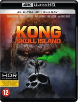 Kong: Skull Island (4K Ultra HD Blu-ray)