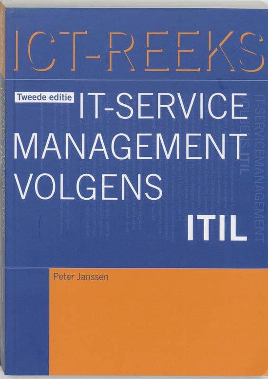 It-Servicemanagement Volgens Itil / 2E Editie - Piet Janssen |