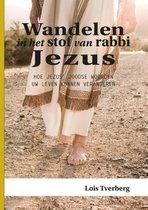 Wandelen in het stof van rabbi Jezus