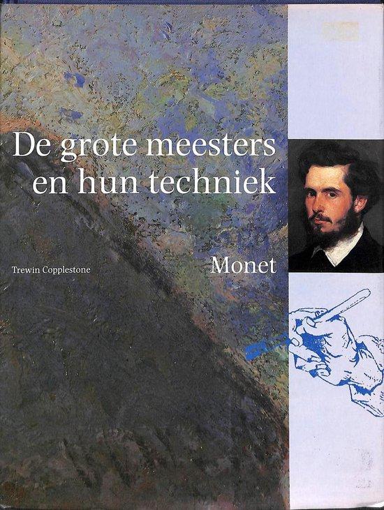 Grote meesters en hun techniek - Monet - Copplestone pdf epub