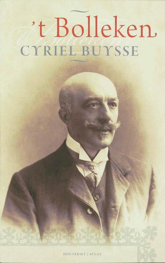 Cover van het boek ''t Bolleken' van Cyriel Buysse