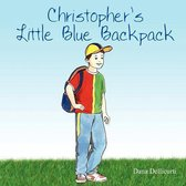 Christopher's Little Blue Backpack