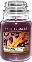 Yankee Candle Large Jar Geurkaars - Autumn Glow