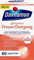 Davitamon Compleet Vrouw Overgang Multivitaminen - 60 stuks
