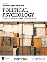 Boek cover Political Psychology van Chris Hewer