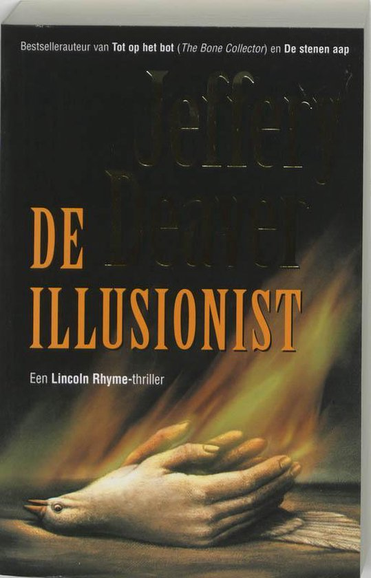 De Illusionist - Jeffery Deaver pdf epub