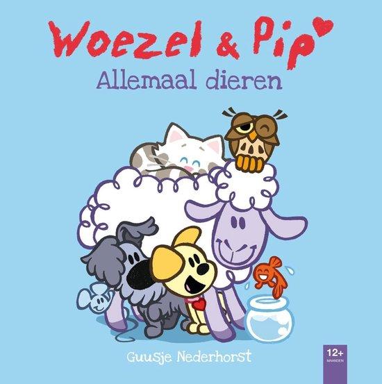 Woezel & Pip - Allemaal dieren