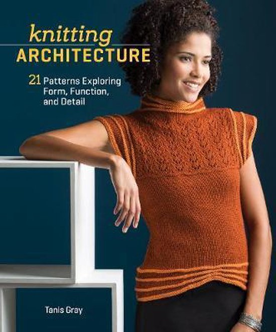 Boek cover Knitting Architecture van Tanis Gray (Paperback)