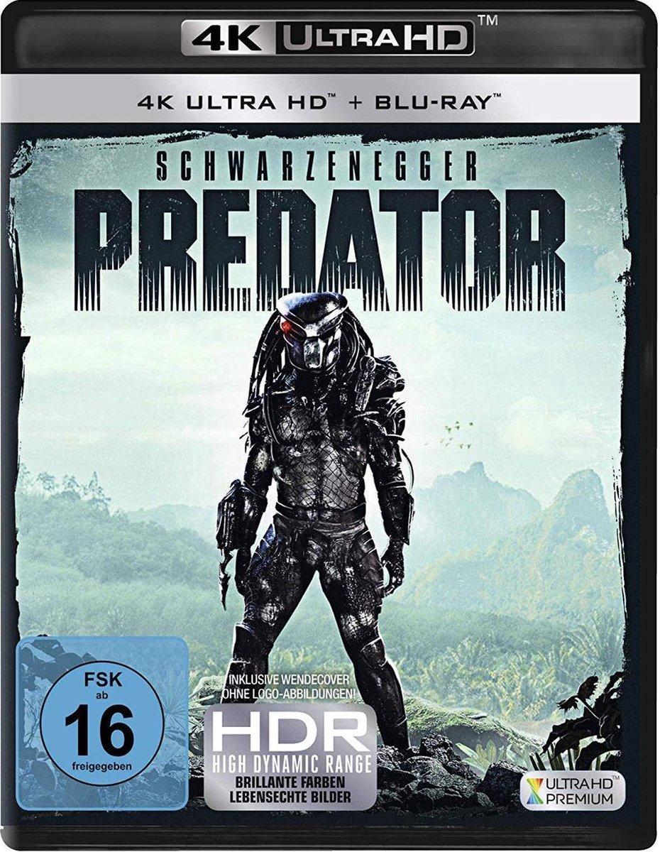 Predator (Ultra HD Blu-ray & Blu-ray)-