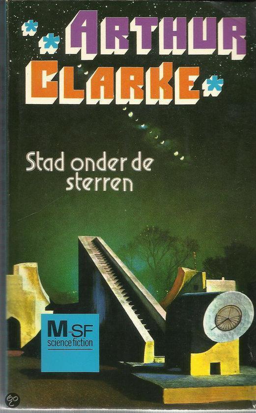 Stad onder de sterren - A.C. Clarke pdf epub