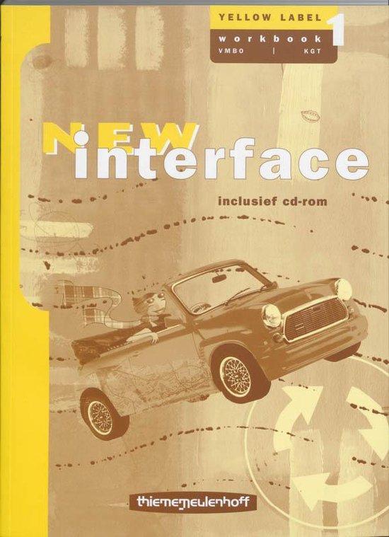 New interface 1vmbo/kgt Yellow label workbook - G. Bosschaart |