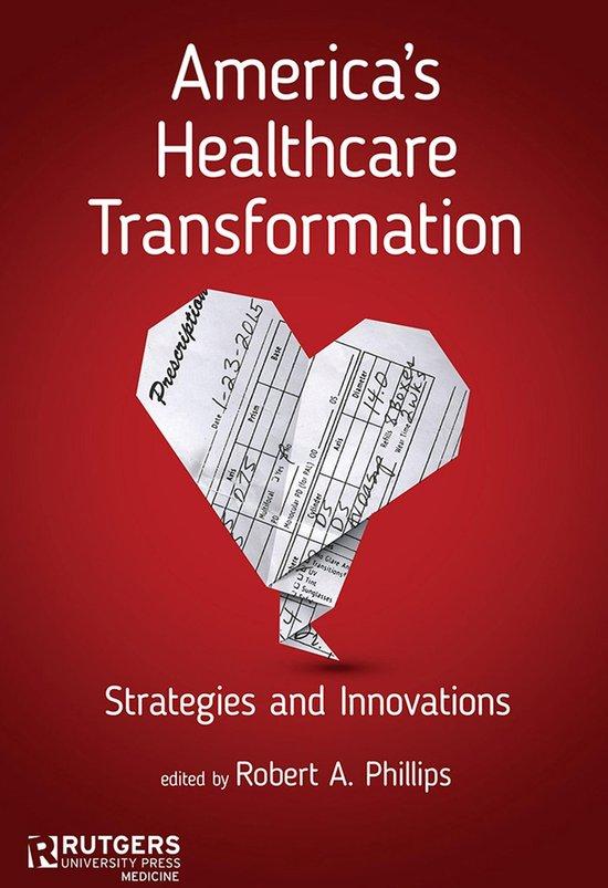 Boek cover Americas Healthcare Transformation van Elizabeth Malcolm (Onbekend)