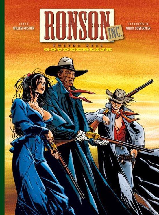 Ronson Inc. 2 - Goudeerlijk - MINCK. Oosterveer, |