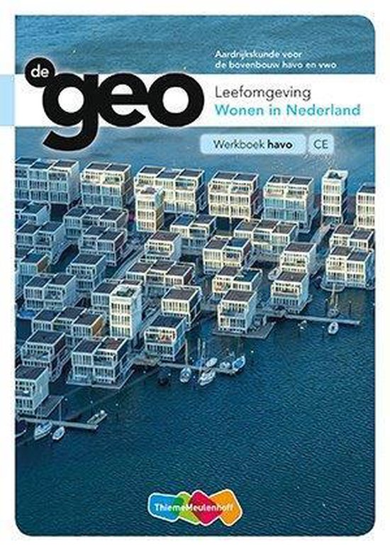 De Geo Havo wonen in Nederland werkboek - none |