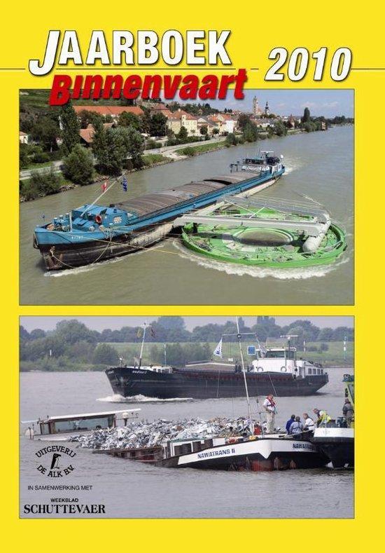 Jaarboek binnenvaart 2010 - Kasper van Zuilekom  
