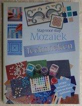 Stap voor stap Mozaiek Technieken