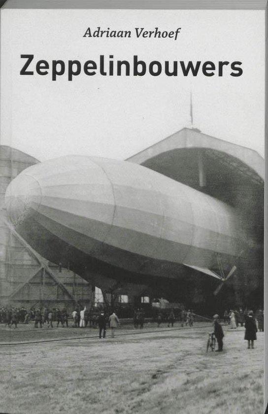 Zeppelinbouwers - A.C. Verhoef | Fthsonline.com