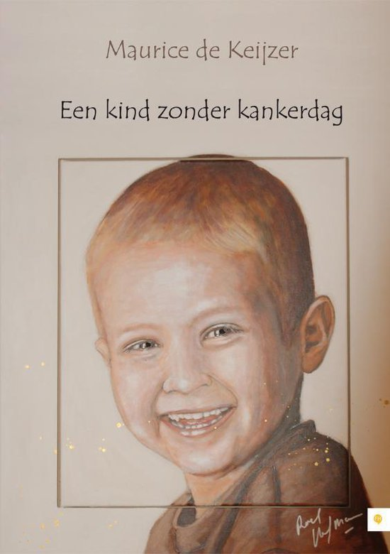 Cover van het boek 'Een kind zonder kankerdag'