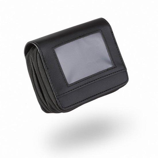 Mini creditcard Portemonnee - Pasjes Houder 18 Pasjes - RFID Blocking - ForDig