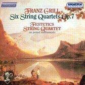 Festetics String Quartet - Six String Quartets Op 7