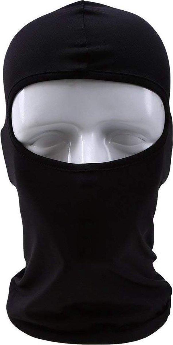 Balaclava Helmmuts - Motor Onderkleding Bivakmuts - Winter Muts Face Mask Nek Warmer Masker
