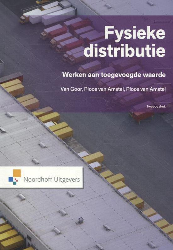 Fysieke distributie - Ad van Goor |