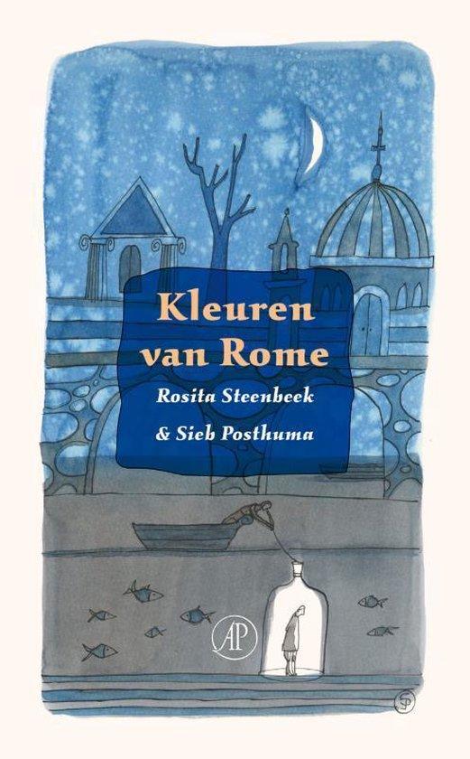 Kleuren Van Rome - Rosita Steenbeek |