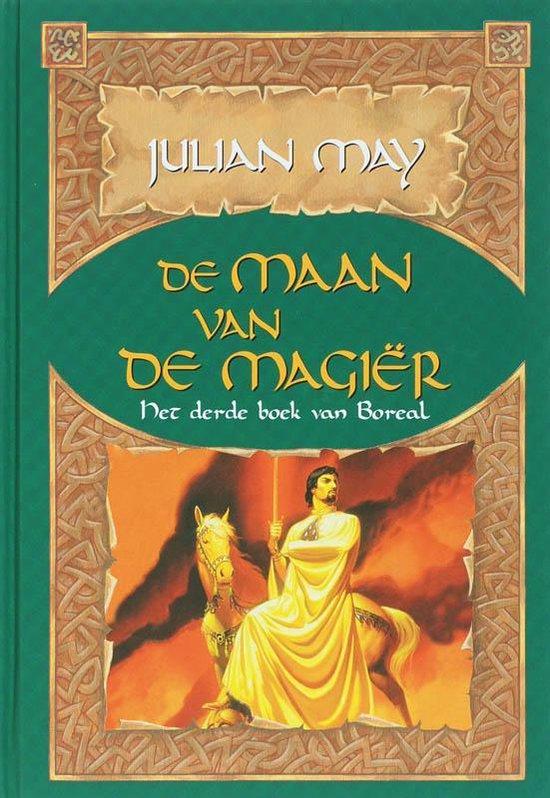 Cover van het boek 'De maan van de magier' van Julian May