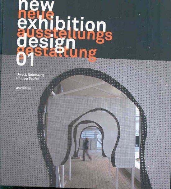 New Exhibition Design 01 / Neue Ausstellungs Gestaltung 01