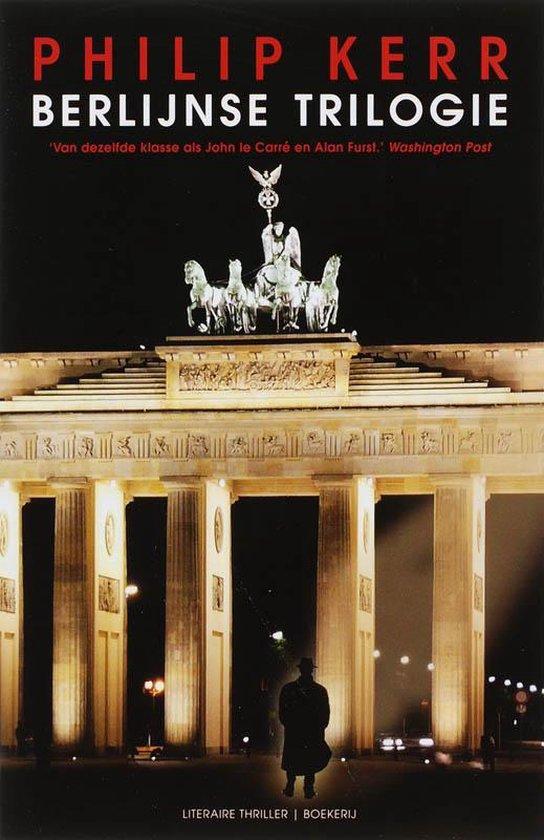 De Berlijnse Trilogie - Philip Kerr | Fthsonline.com
