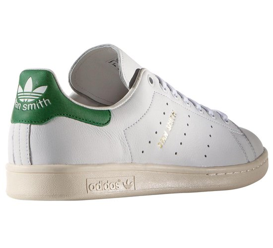 bol.com | adidas STAN SMITH S75074 Wit;Groen maat 40