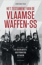 Boek cover Het testament van de Vlaamse Waffen-SS van Jonathan Trigg (Paperback)