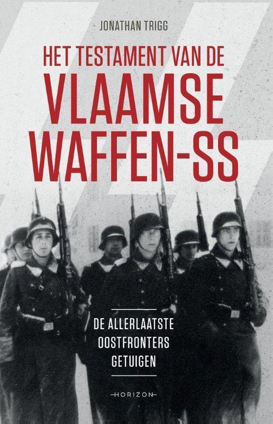 Het testament van de Vlaamse Waffen-SS - Jonathan Trigg |