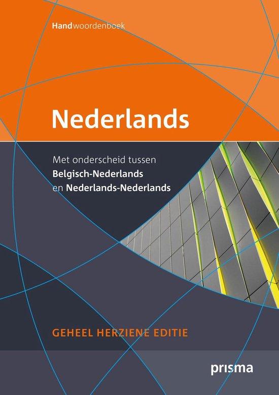 Prisma handwoordenboek Nederlands - Martha Hofman |