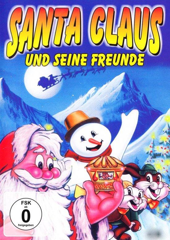 Santa Claus Und Seine Freunde