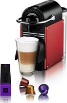 Magimix Nespresso Pixie M112 - Koffiecupmachine - Rood