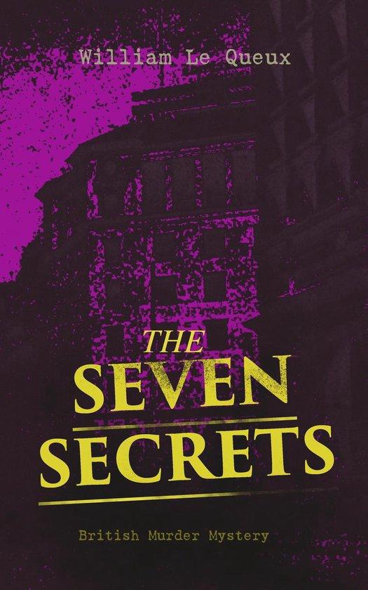 Omslag van THE SEVEN SECRETS (British Murder Mystery)
