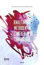 Kwalitatieve methoden en technieken in de criminologie
